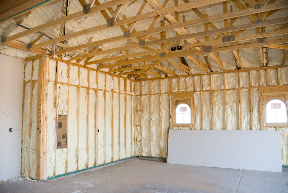 Spray Foam Home Insulation
